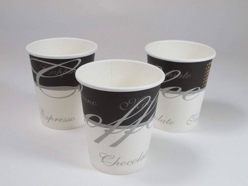 Tasse à café carton 17,5cl
