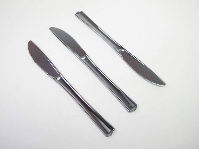 Couteau - Métallisé