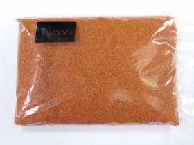 Sable de couleur Terracotta pour deco de vase - 1kg