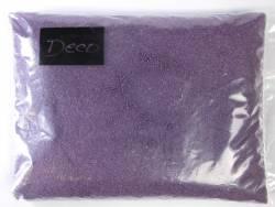 Sable de couleur Aubergine pour deco de vase - 1kg