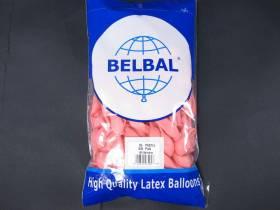 100 ballons Fête et Mariage Rose Ø12cm