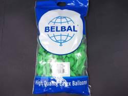 100 ballons Fête et Mariage Vert lime Ø12cm