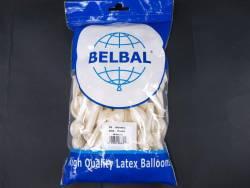 100 ballons métallisés Fête et Mariage Perle Ø12cm