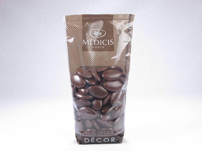 Dragée chocolat 70% cacao - Chataigne