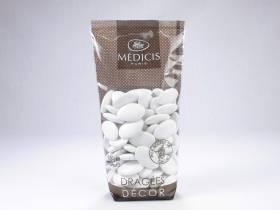 Dragée chocolat 70% cacao - Blanc