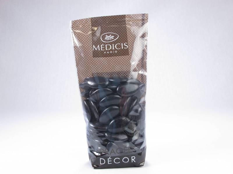 Dragée chocolat 70% cacao - Noir
