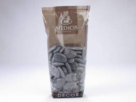 Dragée chocolat 70% cacao - Gris Granite
