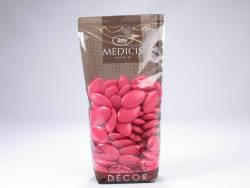 Dragée chocolat 70% cacao - Fuchsia