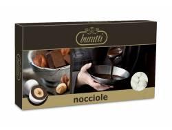 Dragée noisette chocolat 1Kg - Blanc