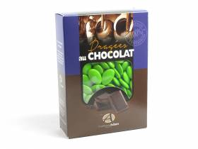 Dragée chocolat 54% cacao 1Kg - Anis