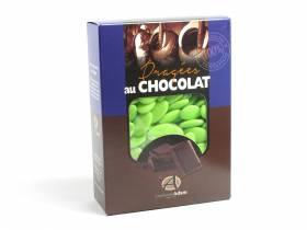 Dragée chocolat 54% cacao 1Kg - Tilleul