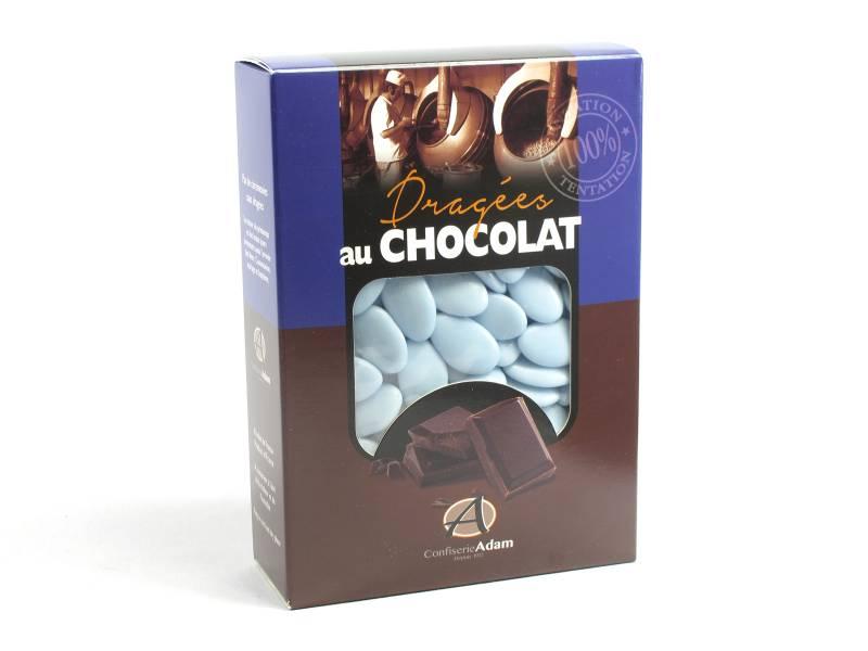 Dragée chocolat 54% cacao 1Kg - Lavande