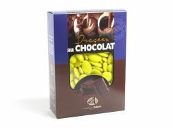 Dragée chocolat 54% cacao 1Kg - Bouton d'or