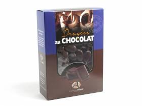Dragée chocolat 54% cacao 1Kg - Chocolat