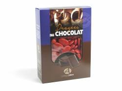 Dragée chocolat 54% cacao 1Kg - Rouge