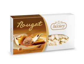 Dragée nougatine enrobée chocolat 1Kg - Blanc