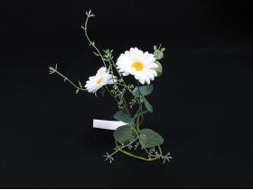 Bouquet de fleur sauvage – blanc