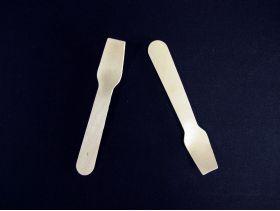 CUILLERE A GLACE BOIS 9,4cm /100