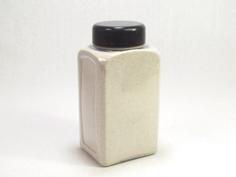 Sable naturel décoratif coloré pour vase ø0,5mm 800ml
