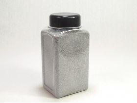 Sable argent décoratif coloré pour vase ø0,5mm 800ml