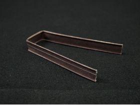 Lot de 50 attaches clip en papier en papier couleur chocolat pour pochette sachet confiserie bonbon...