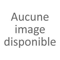 Ruban armé Crash 50mm - Blanc